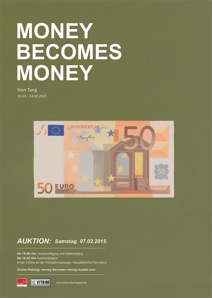 Tang Han-money becomes money